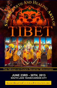 Tibetan Healing Arts