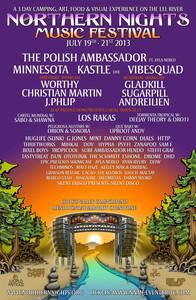 Northern Nights Music Festival
