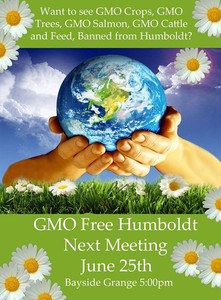 Humboldt For GMO free Organic Restaurants
