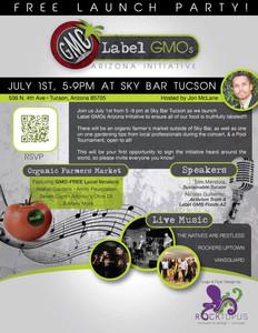 Label GMO's
