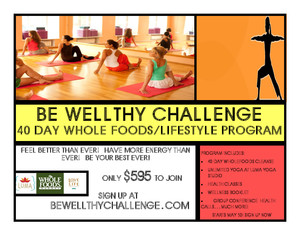 Be Wellthy Challenge