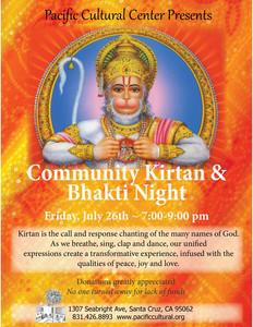 Community Kirtan
