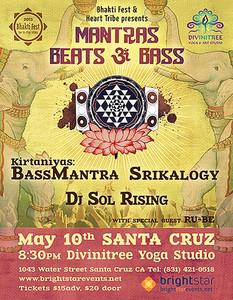 Mantras, Beats & Bass